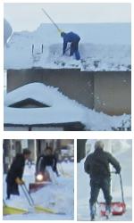 雪下ろし・除雪など